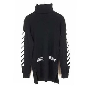 Authentic Off-White 15 AW Oversized Knit Dress XS